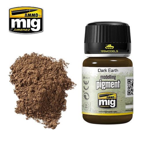 3007 Dark Earth Pigment