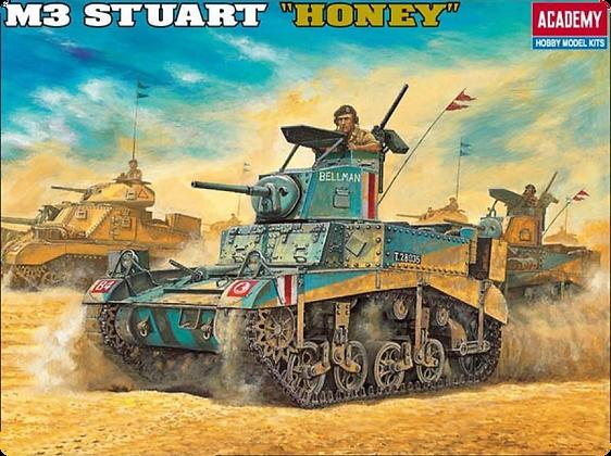 M3 Stuart Tank 1/35