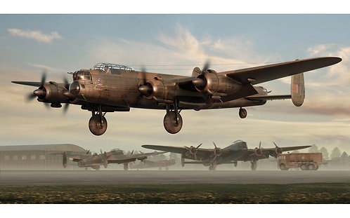 Avro Lancaster Mk.II 1/72