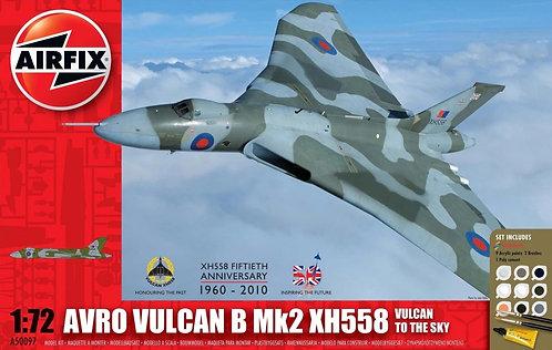Avro Vulcan B Mk2 XH558 1/72