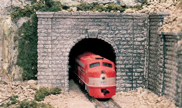 O  Single Track Tunnel