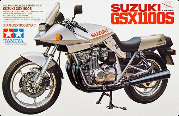 Suzuki GSX1100S Katana 1/12