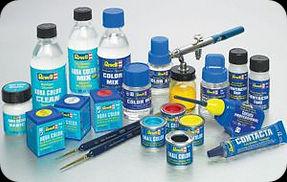 Colours and Glues