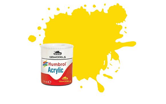 69 Yellow Gloss