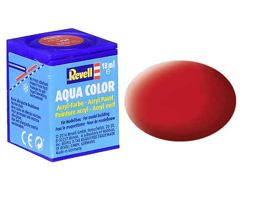 36 Carmine Red Matt 18ml