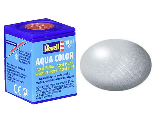 99 Aluminium Metallic 18ml