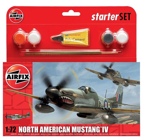 North American Mustang Mk.IV 1/72