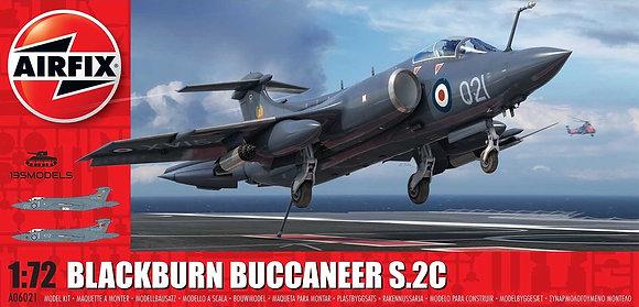 Blackburn Buccaneer S.2 RN 1/72
