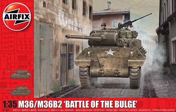 "M36/M36B2 ""Battle of the Bulge"" 1/35"