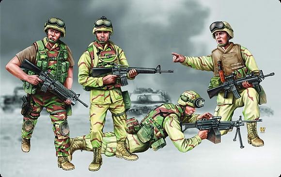 US Marine Corps Iraq 2003 1.35