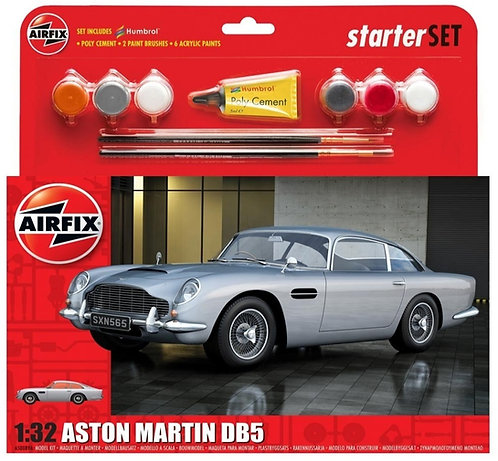 Aston Martin DB5 Starter Set 1/32
