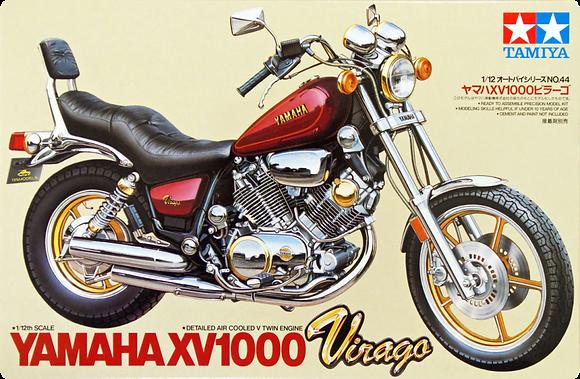 Yamaha XV1000 Virago 1/12
