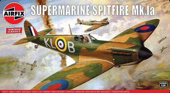 Supermarine Spitfire Mk1a 1/24