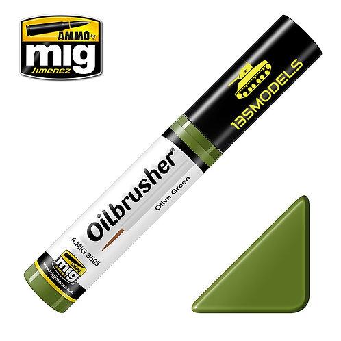 3505 Olive Green