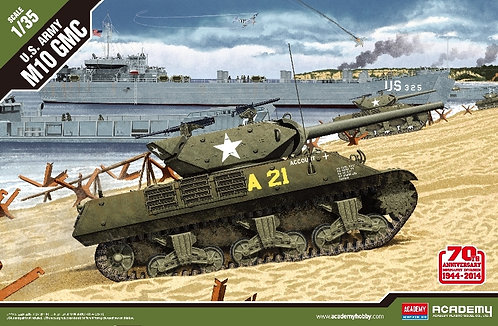 "M10 ""Normandy '44"" 1/35"