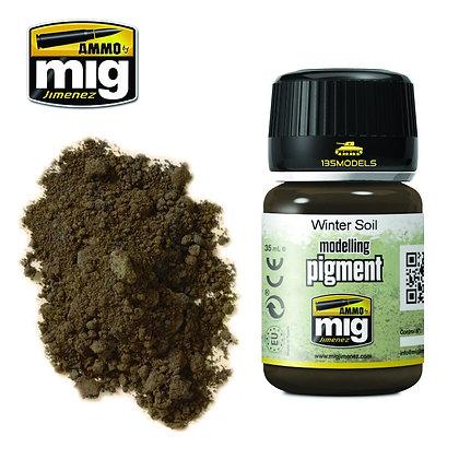 3029 Winter Soil Pigment