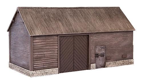 00 Wooden Barn