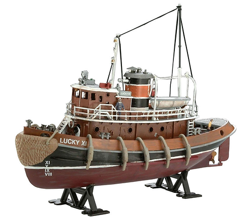 Harbour Tug 1:108
