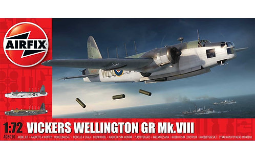 Vickers Wellington GR Mk.VIII 1/72