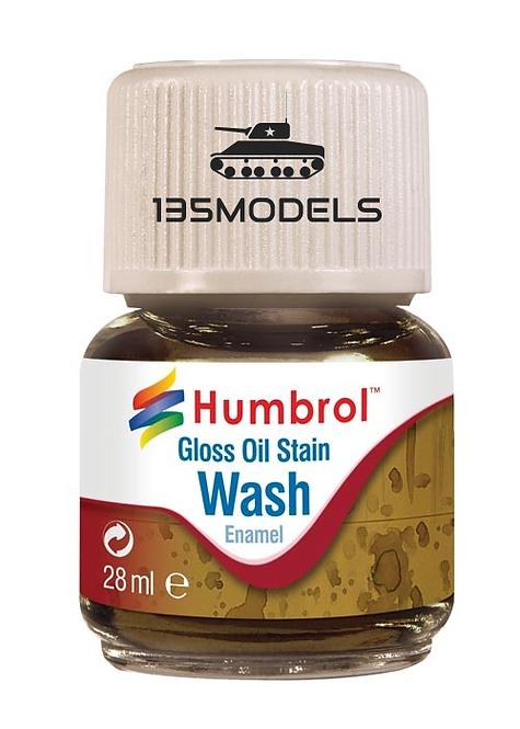 Enamel Wash Oil Stain 28ml
