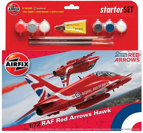 Red Arrows Hawk 1/72