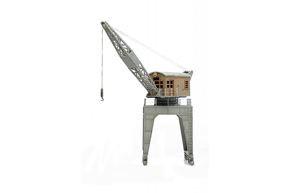 OO Travelling Dock Side Crane Kit.