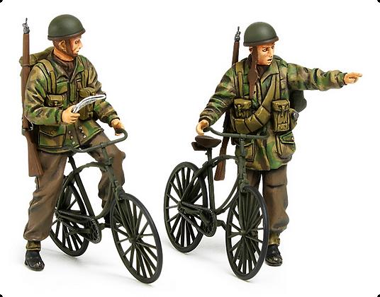 British Paratroopers Set