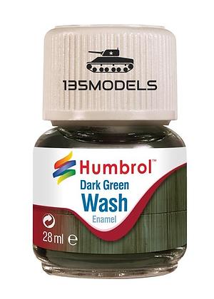 Enamel Wash Dark Green 28ml