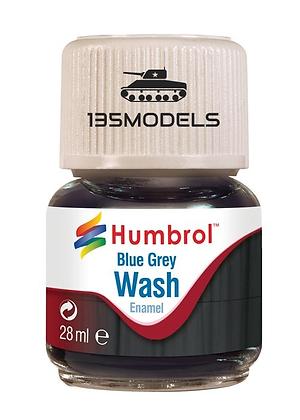 Enamel Wash Blue Grey 28ml