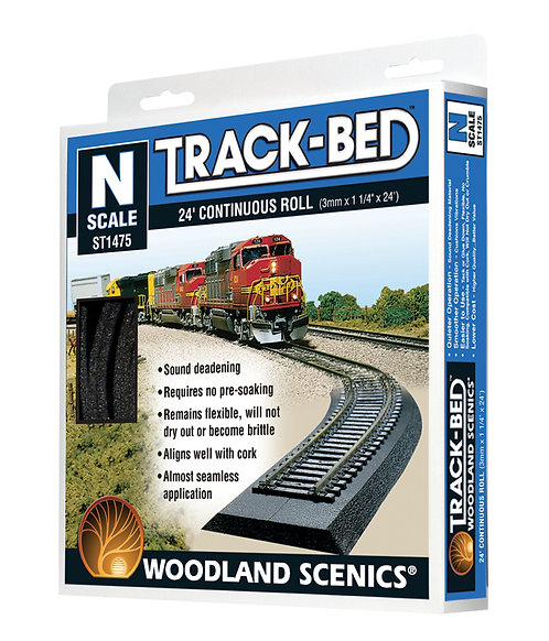 N Track-Bed™ Roll