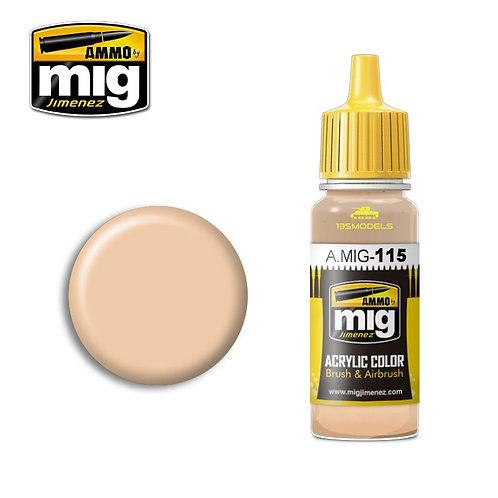115 Light Skin Tone