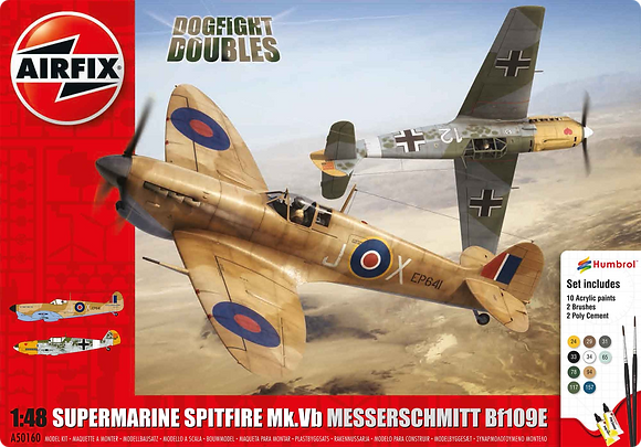Dogfight Double Gift Set 1/48
