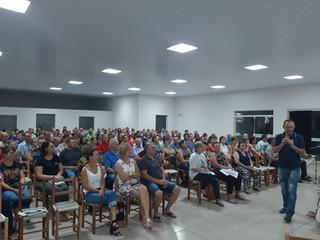PARÓQUIA ASCENSÃO DO SENHOR REALIZA ASSEMBLEIA PAROQUIAL DE PASTORAL