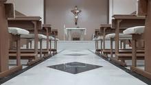 Comunidade São João Batista, de Inhacorá, conclui reforma da Igreja