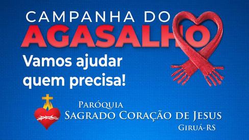 Paróquia de Giruá realiza campanha do agasalho
