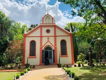 Ajude a manter o Santuário de Caaró