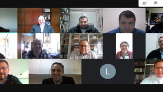 Comissão de Presbíteros promove encontro com representantes diocesanos