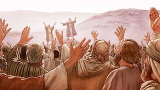 Deus liberta escravos