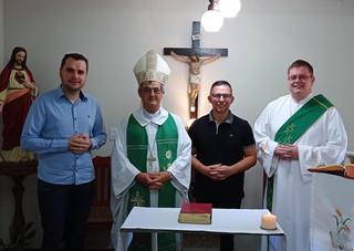 Seminarista Jean Pinheiro é admitido à Ordem Sacra