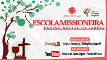 Diocese abre inscrições para curso sobre Ensino Social da Igreja