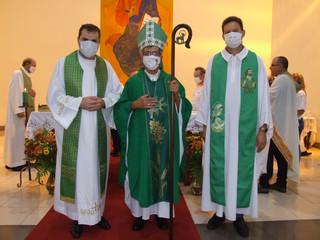 Guarani das Missões acolhe novo pároco