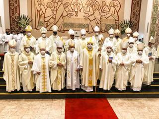 Diocese de Santo Ângelo representada na Ordenação de Dom Cleocir Boneti