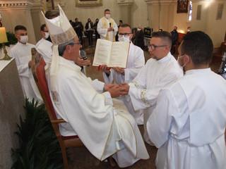 Jean Rodrigo Pinheiro é Ordenado Diácono em Santo Ângelo