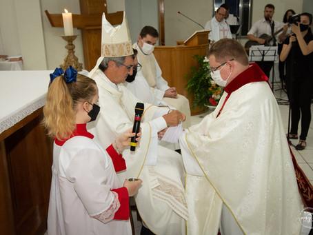 Leonardo Envall Diekmann é ordenado Padre em Porto Lucena