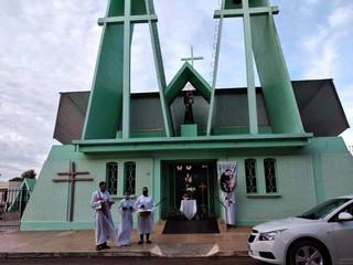 Paróquia de Santo Antônio das Missões celebra seu padroeiro