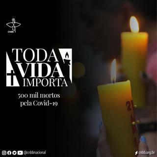 CNBB mobiliza dia de memória às vítimas da Covid-19