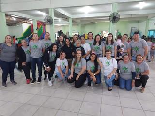 PACRI de Porto Xavier realiza dia da criança especial