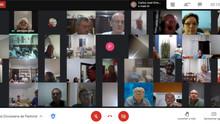 Diocese realiza reunião geral do Clero e lideranças leigas
