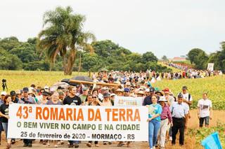 43ª ROMARIA DA TERRA