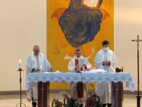Dom Liro celebra Solenidade de Corpus Christi em Guarani das Missões